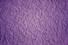 Purple Stucco Stock Image