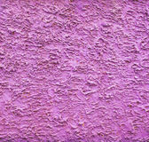 Purple stucco wall texture. Background Stock Photo