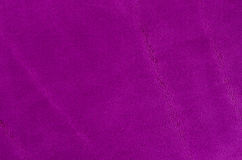 Purple suede Royalty Free Stock Photo