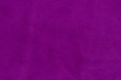 Purple suede Royalty Free Stock Image