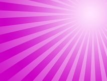 Purple sun background Royalty Free Stock Photography