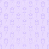 Purple sweet seamless background for web site Royalty Free Stock Photography