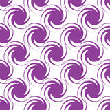 Purple swirl Royalty Free Stock Images