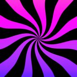 Purple swirl Royalty Free Stock Photography