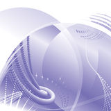 Purple Tech background Royalty Free Stock Photo