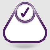 Purple text box Stock Photos