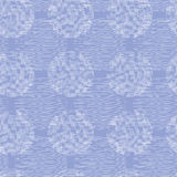 Purple textile circles seamless patter background Royalty Free Stock Image