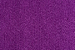 Purple textile texture Stock Photos