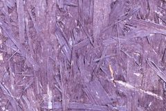 Purple texture background. Pressed sawdust,chipboard Royalty Free Stock Images