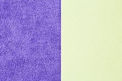 Purple texture and white royalty free stock images