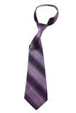 Purple tie Stock Photos
