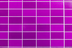 Purple tiled background Royalty Free Stock Photos