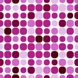 Purple tiles Stock Photography