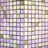 Purple tiles Stock Photo