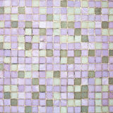 Purple tiles Stock Images