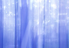 Purple transparent curtain background Royalty Free Stock Photo