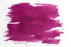 Purple trekt textuur Royalty-vrije Stock Foto