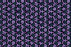 Purple triangular wallpaper Royalty Free Stock Image