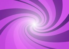 Purple twist abstract vector background.  Royalty Free Stock Photo