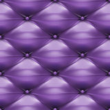 Purple upholstery leather pattern background Stock Photo
