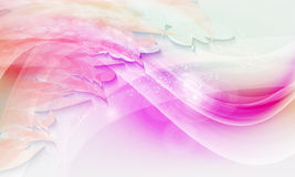 Purple vector abstract backdrop Royalty Free Stock Photo