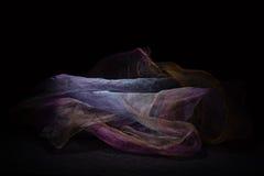 Purple veil Stock Images