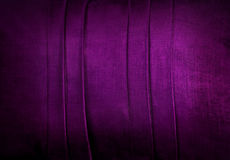 Purple Velvet Background Stock Photo