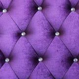 Purple velvet cushion. Is beautiful backdrop stock image