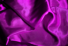 Purple velvet satin Royalty Free Stock Photo