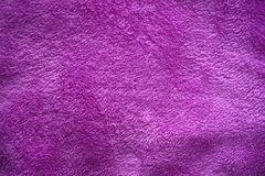 Purple velvet texture Royalty Free Stock Photos