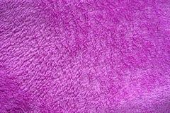Purple velvet texture. Purple velvet textute, close up stock photography