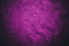 Purple vintage background. Rough purple texture and background for designers. Close up view of abstract purple texture made with r. Ecycle paper. Plant fiber Stock Images