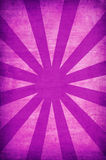 Purple vintage grunge background with sun rays Stock Photo