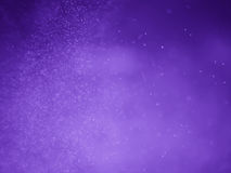 Purple violet bokeh abstract background and texture Royalty Free Stock Image