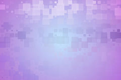 Purple violet turquoise glowing various tiles background Stock Image
