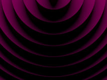 Purple vortex abstract background for. Graphic design, book cover template, business brochure, website template design. 3D illustration Royalty Free Stock Photos