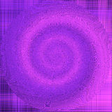 Purple vortex background Stock Photography
