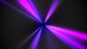 Purple vortex design on black. Digital animation of Purple vortex design on black stock footage
