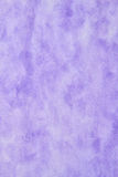 Purple watercolor background. Handmade purple abstract watercolor background painted on plain paper with a grainy look Stock Photos