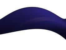 Purple wave Stock Photo
