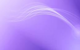Purple wave abstract background Royalty Free Stock Image