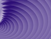 Purple Waves Royalty Free Stock Photo