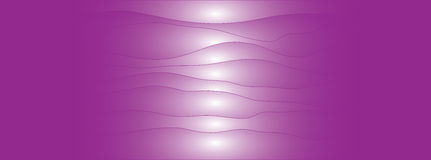 Purple waves background Royalty Free Stock Image
