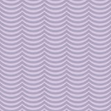 Purple Wavy Stripes Tile Pattern Repeat Background Stock Image