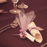 Purple wedding Stock Photos