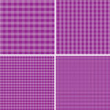 Purple and white background for picnics. Eps 10. Royalty Free Stock Photos