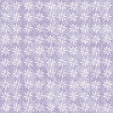 Purple and White Decorative Swirl Design Textured Fabric Backgro Royalty Free Stock Photo