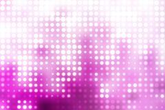 Purple and White Glowing Futuristic Light Stock Photo
