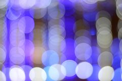 Purple and White Light Royalty Free Stock Image