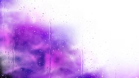 Purple and White Raindrop Background. Beautiful elegant Illustration graphic art design royalty free illustration